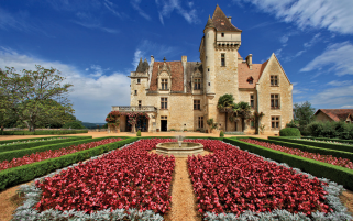 Capture chateau des milandes